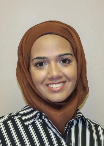 Maleha Rizwan, Intern
