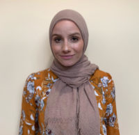 Southfield MI Noor Al-Omari, Intern