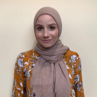 Noor Al-Omari, MSW Intern