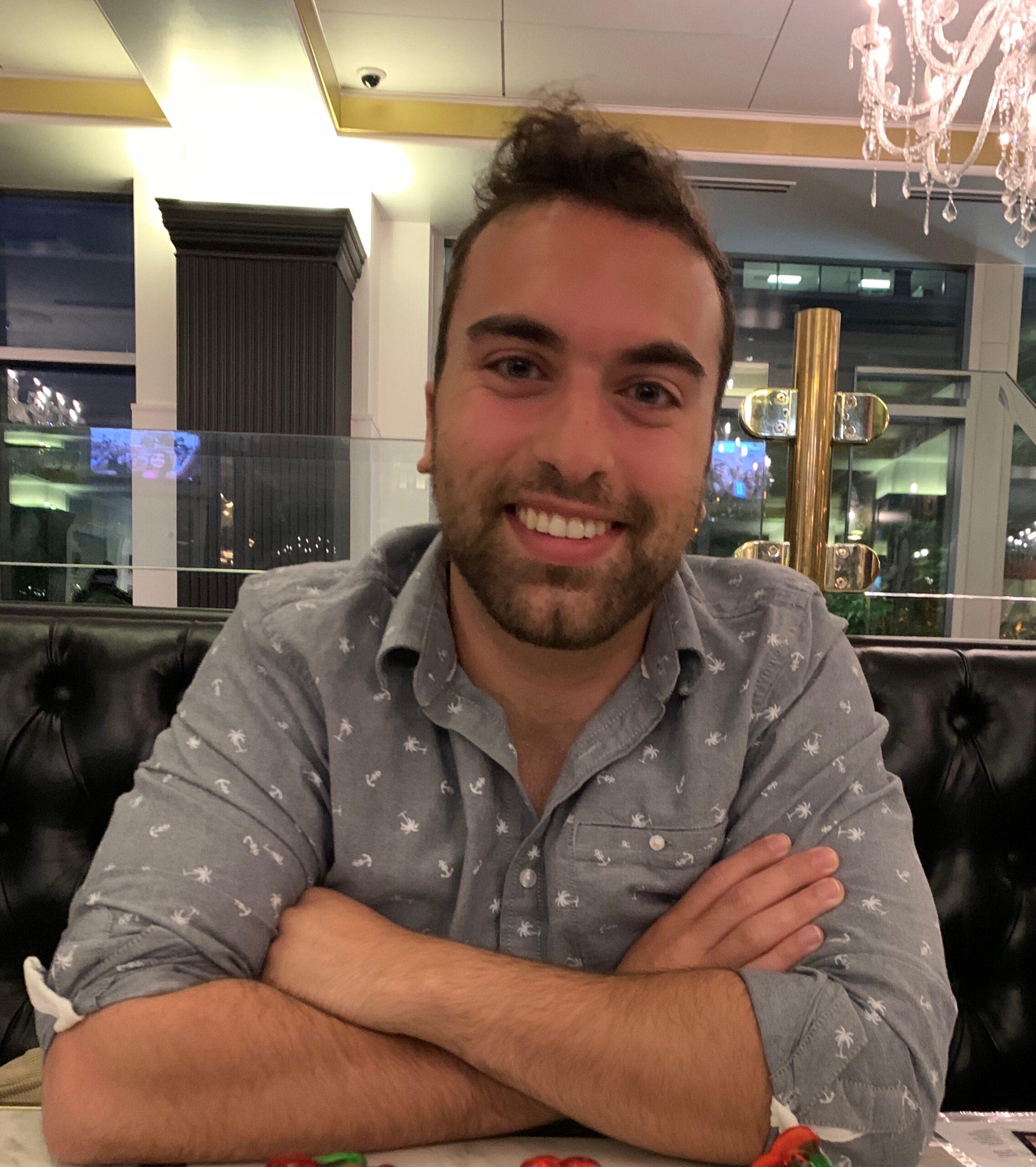Troy MI Farid Alsabeh, Intern